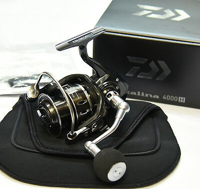 2016 NEW Daiwa CATALINA 4000H MAGSEALED SPINNING REEL from Japan