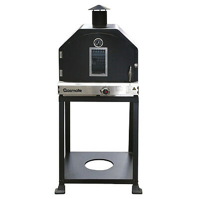 Gasmate All-in-one Pizza Oven & Stand with Free Metro Delivery PO104GM