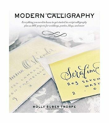 Modern Calligraphy: Everything You Need to Know to Get Started ... Free Shipping