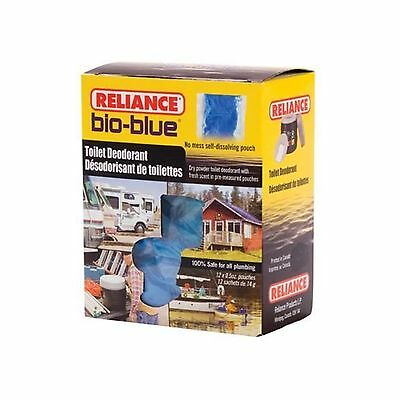 Reliance Products Bio-Blue Toilet Deodorant Chemicals (12-Pack) Free Shipping