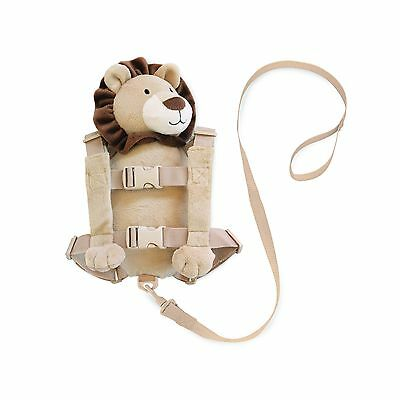 Goldbug Animal 2 in 1 Harness Lion Tan Lion Free Shipping