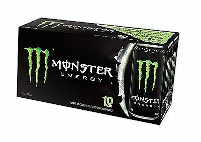 Monster Energy Original 16 Ounce (Pack of 20) 16 Ounce (Pack of... Free Shipping