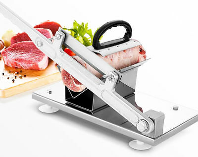 Manual meat cutter Commercial slicer volume of meat planing machine 0.2-8mm