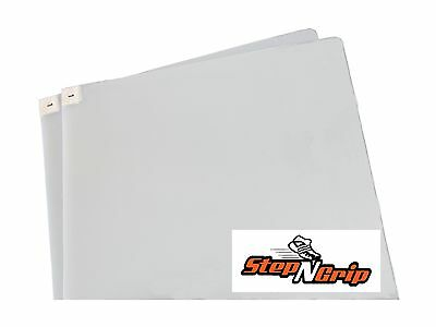 Sticky Mat Replacement  60 Sheets Fits All by StepNGrip  Size 1... Free Shipping