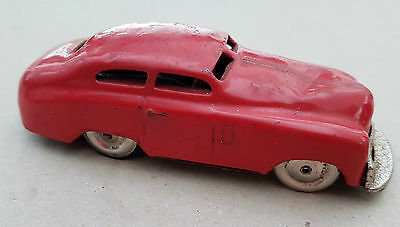 Schuco Mirakokcar 1001 (1951) - Old German Wind Up Tin Car