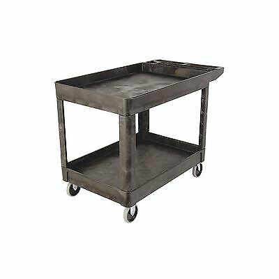 Rubbermaid Commercial Products FG452089BLA Heavy-Duty Utility C... Free Shipping