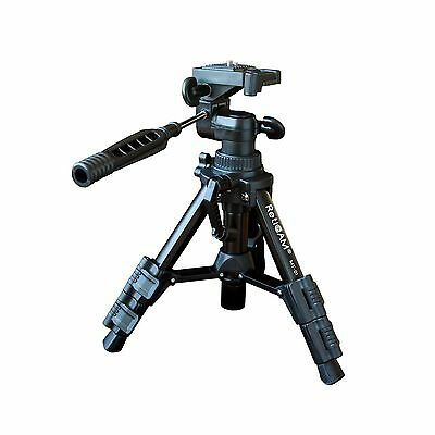 RetiCAM Tabletop Tripod with 3-Way Pan/Tilt Head Quick Release ... Free Shipping