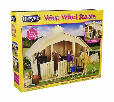 Breyer Classics West Wind Horse Stable West Wind Stable Free Shipping