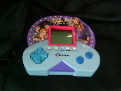 Hannah Montana Electronic Handheld Game, Tested, Trusted Ebay Shop