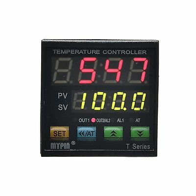MYPIN TA4-SNR+K Thermocouple SNR PID Dual Digital Display Tempe... Free Shipping