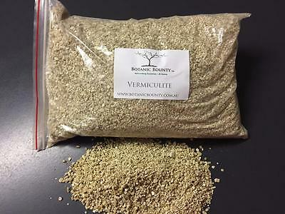 Vermiculite - Premium Horticultural Propagation Seed Raising Potting Mix
