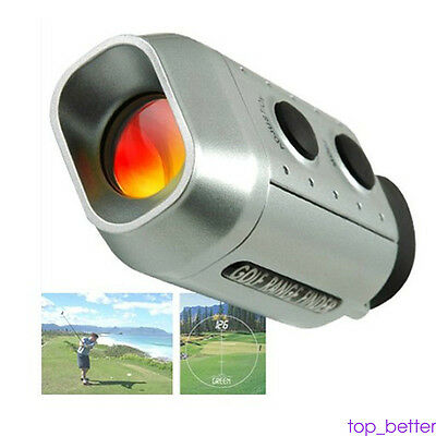 Range Speed Finder Monocular Rangefinder For Hunting Deer Shooting TOP au