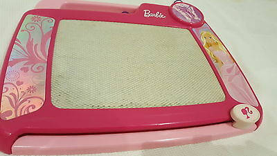 Mattel Fisher Price Barbie Magna Doodle Magnetic Writing Kids  Educational Board