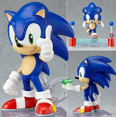 Sonic the Hedgehog collections vivid Nendoroid PVC action figure toys new boxed