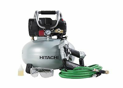 Hitachi KNT50AB Finish Combo Kit (Includes NT50AE2 Brad Nailer ... Free Shipping