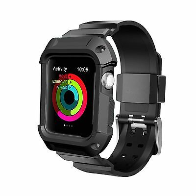 Apple Watch Case Series 2 Series 1 UMTELE Rugged Protective Cas... Free Shipping