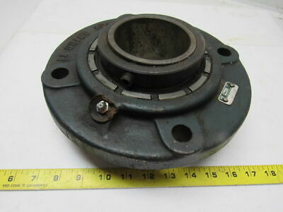 "REXNORD ZBR-2307 3-7/16"" Four Bolt Piloted Bearing Unit"