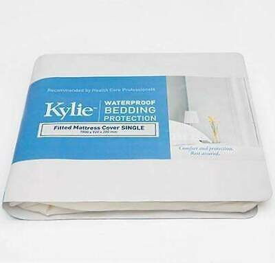 Kylie - Fitted Mattress Protector  - Single/Double/Queen