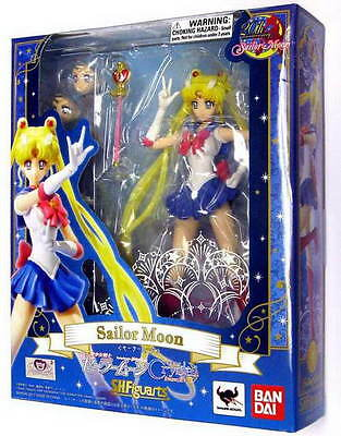 SAILOR MOON CRYSTAL S.H. Figuarts SAILOR MOON (Season 3) 14cm Figur NEU Bandai