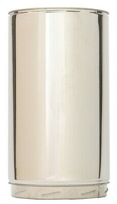"""Selkirk Chimney Pipe 8 """" X 18 """" No.8t-18 Type A Stainless Steel"""