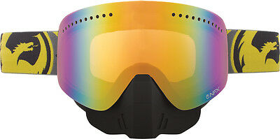 Dragon NFX Flair Frameless Mens Snowmobile Skiing Snowcross Goggles