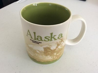 Starbucks Alaska Mug Global Icon 2011 -beautiful!