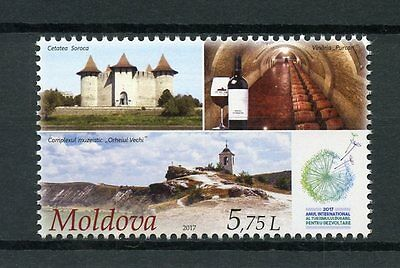 Moldova 2017 MNH International Year of Sustainable Tourism 1v Set Stamps