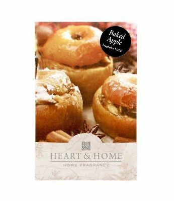 Heart and Home Baked Apple Large Scented Fragrance Sachet with Hanger