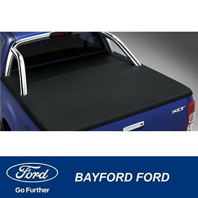 Soft Tonneau Cover Ford Ranger With Sports Bar Soft Feel Crew Cab Pick-Up
