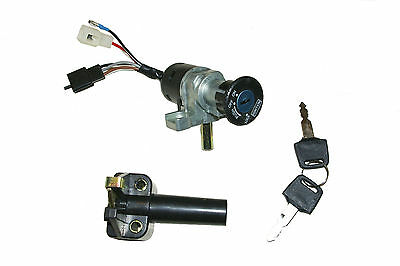Ignition Switch Yamaha CW50T BW/'s 1991 Onwards 5 Wires