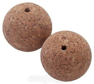 Hook'em Outrigger Cork Ball Stoppers BRAND NEW at Otto's Tackle World BRAND NEW