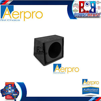 "Aerpromslot12 Max Core Slot Ported 12"" Subwoofer Box"
