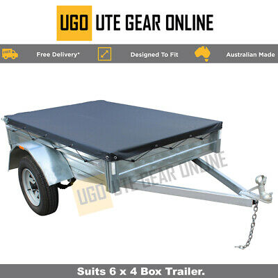 6 x 4 BOX TRAILER Tonneau Cover NEW