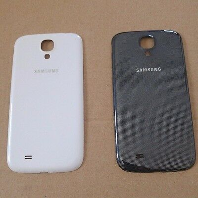 Samsung Galaxy S4 back cover rear battery door case cover i9500 OEM Black White
