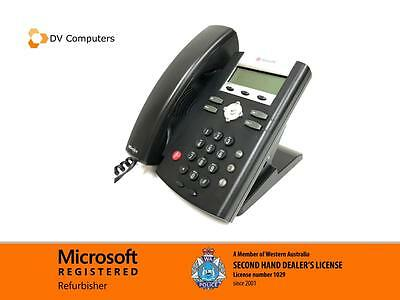 POLYCOM IP 335 Soundpoint Desktop IP phone 2 line SIP 2201-12375-001