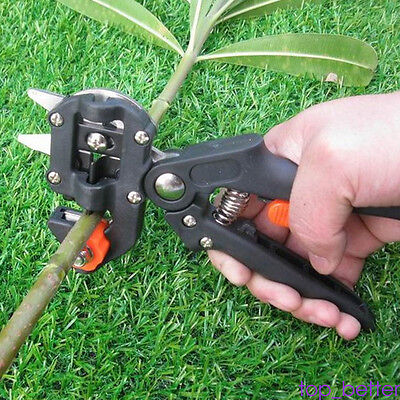 Garden Grafting Machine Set Pruning Shears Pruners Tree Cutting Tool AU