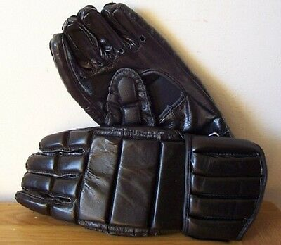 Escrima Gloves Sparring Mitts Leather UK Seller Kali FMA Doces Pares Arnis JKD