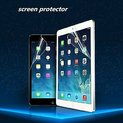 iPad 2 3 4 5 Ultra Clear & Anti-Glare Matte Screen Protector Film For Apple