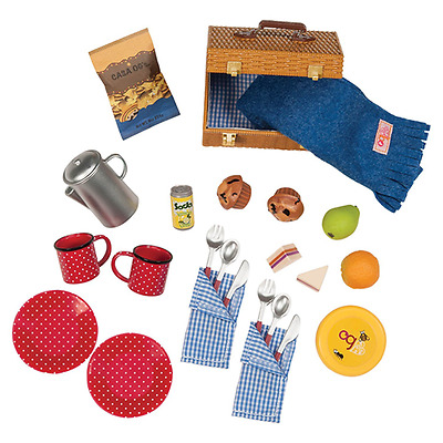 Our Generation : Accessory for an 18-Inch Doll : Packed for a Picnic