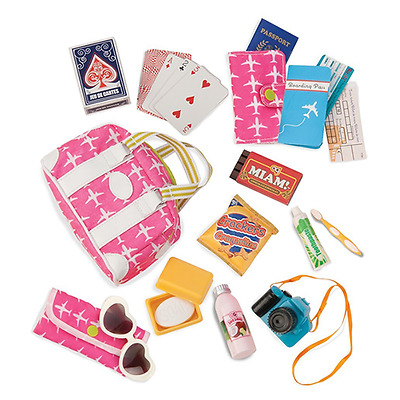 Our Generation : Accessory for an 18-Inch Doll : Bon Voyage Travel Set