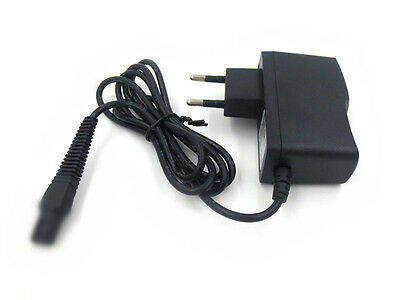 EU AC/DC Charger Power Adapter Cord Lead For Braun Series 3 ProSkin 3000s Shaver