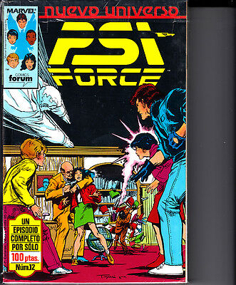 Psi  Force   (  12 Numeros)  Completa: 1.2.3.4.5.6.7.8.9.10.11.12....   Forum .