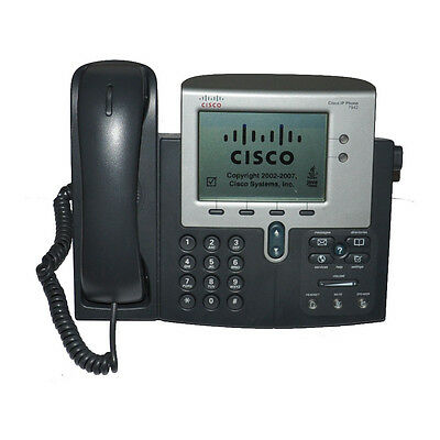 Cisco 7942G IP Phone Telephone