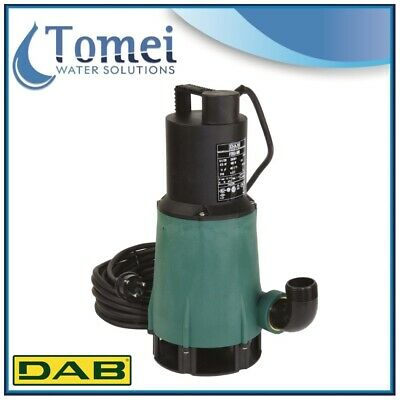 DAB Pump Submersible Sewage And Waste Water FEKA 600 T-NA 0,55KW 3X400V Z2