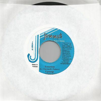 "Upsurge - Extortion (Reggae 7"" Single)"