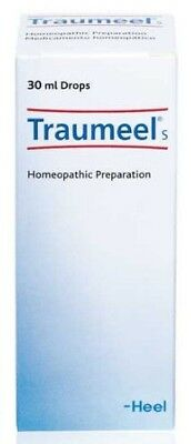 Traumeel S Oral Drops 30ml- Anti-Inflammatory Pain Relief Analgesic-Homeopathic