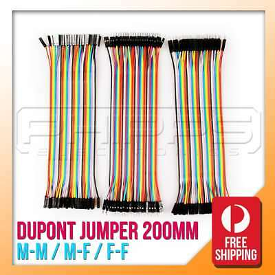120 pcs x 200m, Male-Female, Male to Male and Female to Female Dupont Jumper