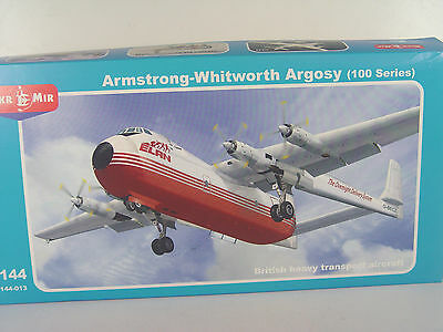 Armstrong Whitworth Argosy Transport Flugzeug - Mikromir 1:72 -  144-013  #E