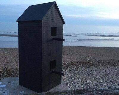 Hastings Fishermans Net Hut Bird Box