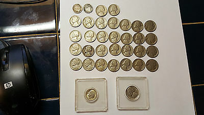 Nickels and Dimes 1938-1954